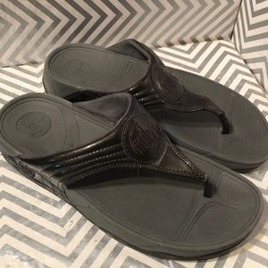 FitFlop Thong flip flop size 8